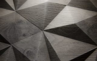 Oak grey - Real wood veneer
