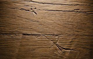 Oak smoked - Real wood veneer
