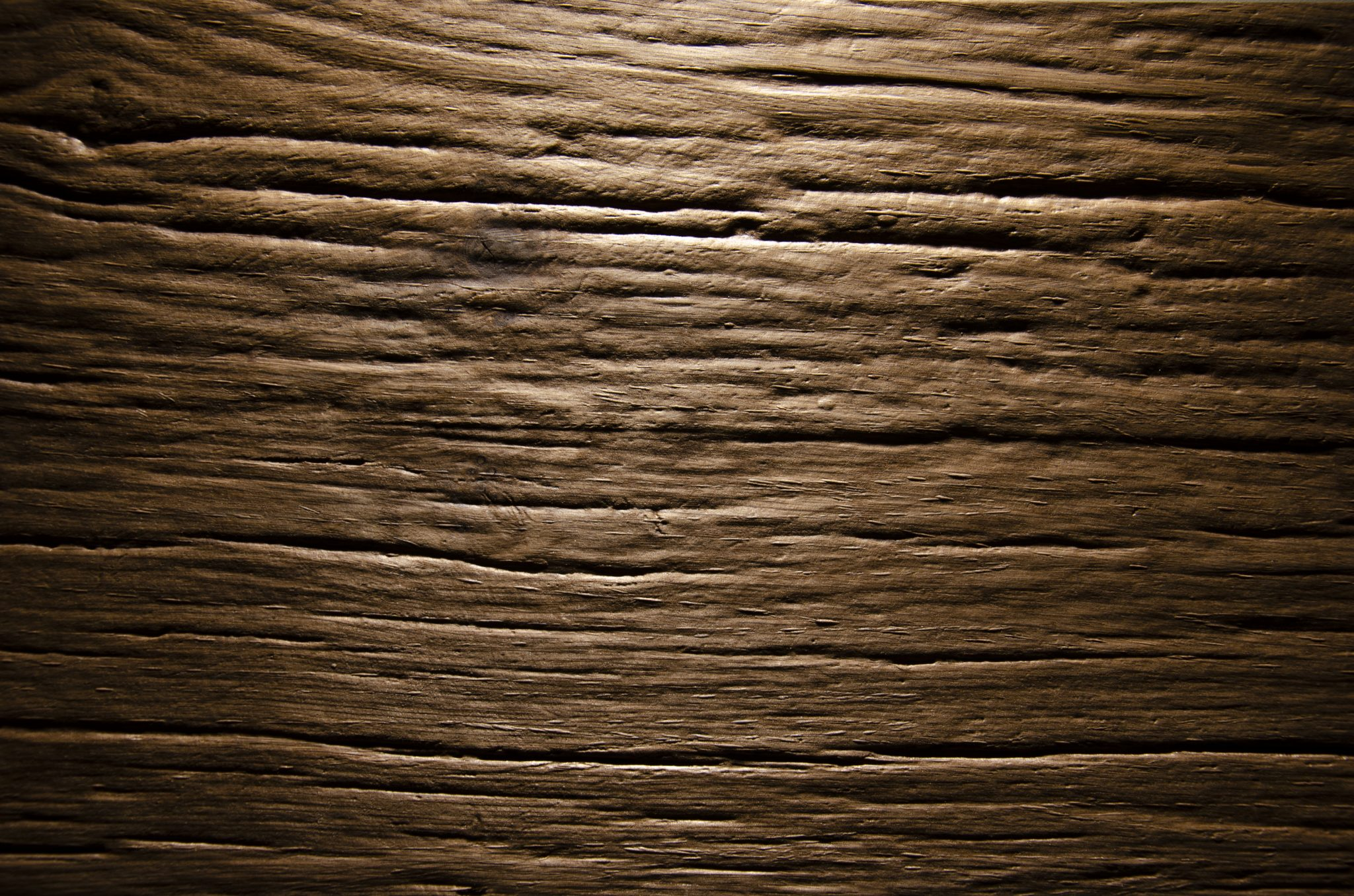 Oak smoked - Real wood veneer